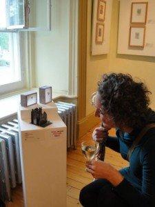 Toute petite participation au salon ART MINI à Québec ! art-mini-2013-225x300